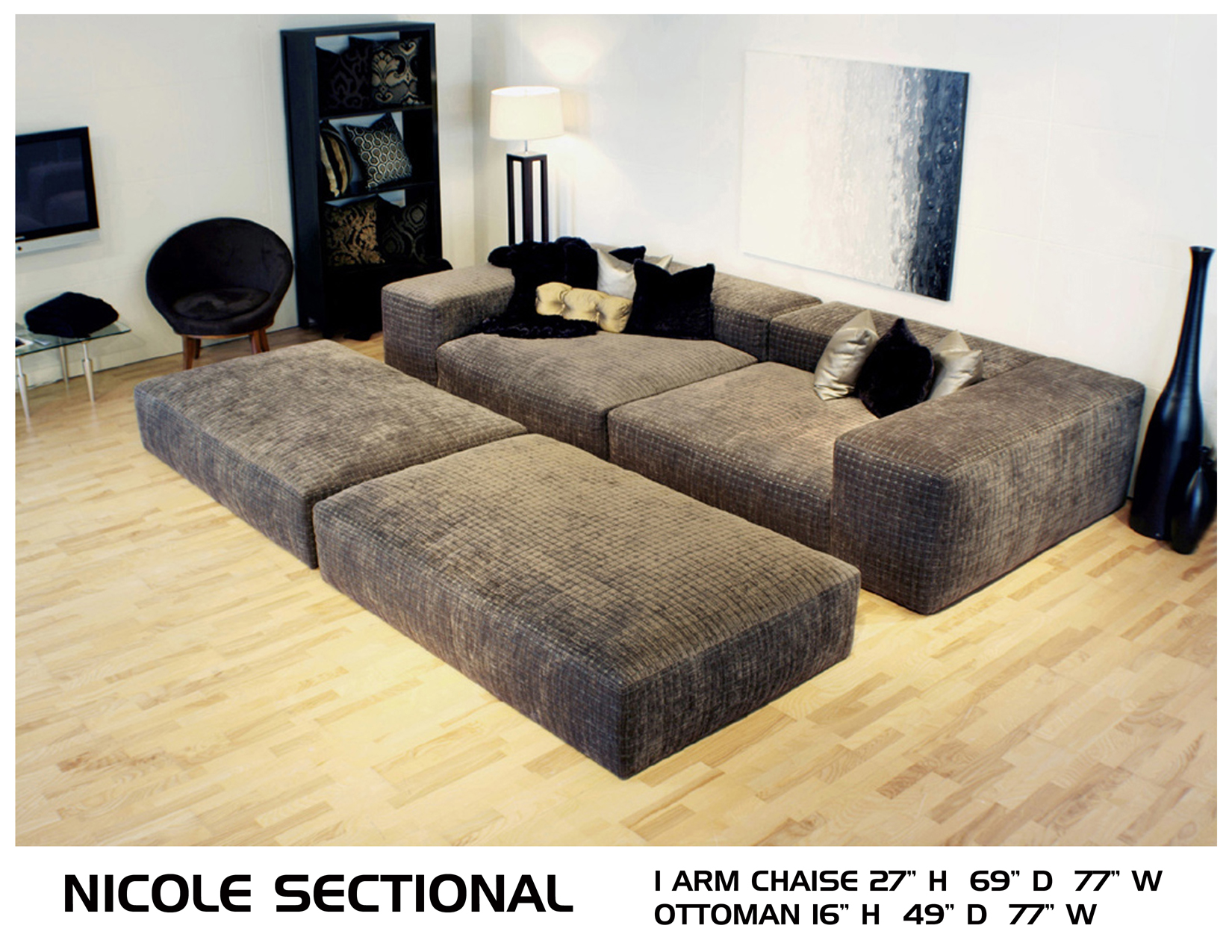 Sectionals Design 9 Inc
