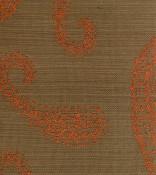 PAISLEY ORANGE GR 4